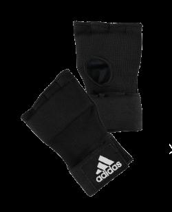 adidas Innenhandschuhe Super Inner Glove elastic schwarz/weiss adiBP02