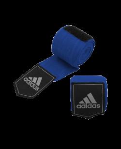 adidas Boxbandagen elastic Farbe blau ca. 5 x 355 cm adiBP03 355cm