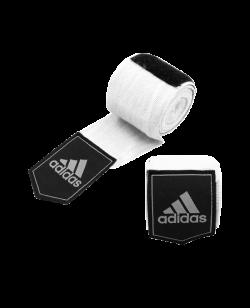adidas Boxbandagen elastic Farbe weiß adiBP03