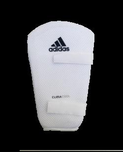 adiBP07 Schienbeinschutz Cotton weiß adidas