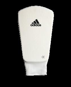 adiBP07 Schienbeinschutz Cotton weiß adidas XL