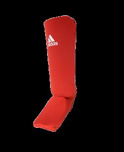 adidas ClimaCool Schienbein/Ristschutz rot adiBP08