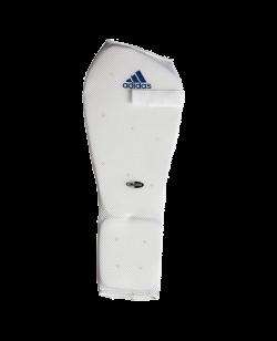 adidas ClimaCool Schienbein/Ristschutz weiß adiBP08
