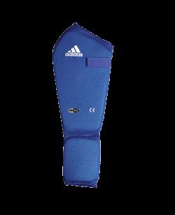 adidas ClimaCool Schienbein/Ristschutz blau adiBP08