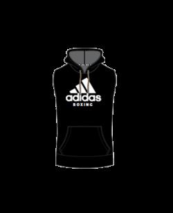 adidas Community Sleeveless Hoody BOXING schwarz ADICHB/WS