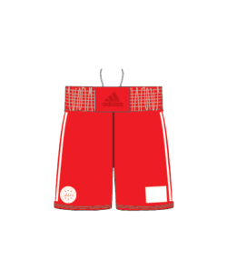 adidas Wako Technical Apparel Shorts rot adiWAKOS01