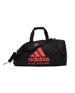 adidas Sporttasche Kickboxing 2 in 1Bag schwarz/rot ADIACC052KB