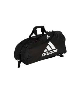 adidas Sporttasche 2 in 1Bag size L schwarz/weiß ADIACC052MA L
