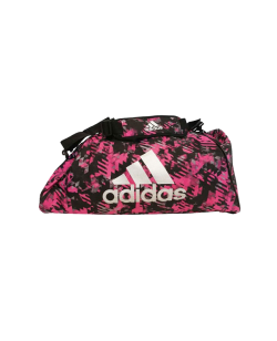 adidas Sporttasche Rucksack 2 in 1Bag pink/silber camo ADIACC058MA