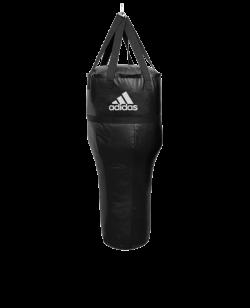 adidas Boxsack Upper Cut Angle Bag Maya Ø120x25x45xcm gefüllt adiBAC22EU