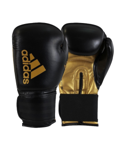 adidas Boxhandschuhe Hybrid 50 schwarz/gold 12oz ADIH50 12oz