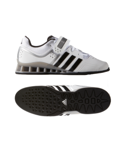 Adidas adiPower Gewichtheberschuhe weiß M25733