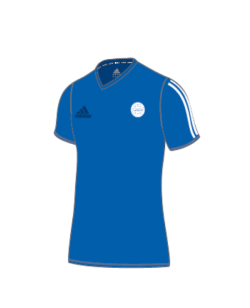 adidas Wako Technical Apparel PointFighting Shirt blau adiPFT1_PL