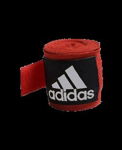 adidas Boxbandagen AIBA elastic Farbe rot adiBP031