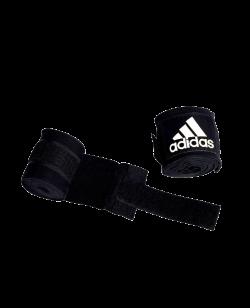adidas Boxbandagen AIBA elastic Farbe schwarz 5,7 adiBP031