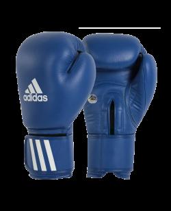 adidas AIBAG1 Boxhandschuh Contest AIBA Licensed blau