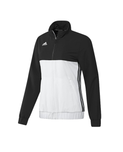 adidas T16 Team JKT WOMEN Jacke schwarz/weiss AJ5326