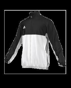adidas T16 Team JKT MEN Jacke schwarz/weiss AJ5382