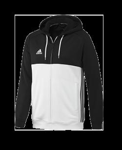adidas T16 Hoody MEN schwarz/weiss AJ5409