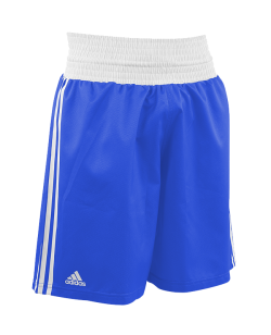 adidas Amateur Boxing Shorts blau weiß adiBTS01 XL