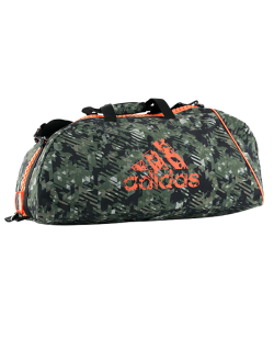 adidas Sporttasche COMBAT CAMO BAG M camouflage/orange adiACC053 M