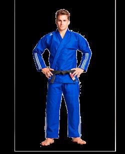 adidas Quest BJJ Anzug blau JJ600B