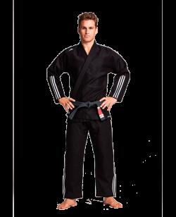 adidas Quest BJJ Anzug schwarz JJ600S