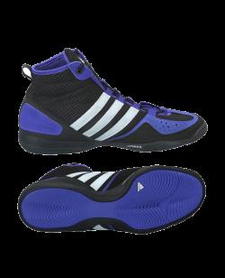 adidas Boxfit 3 schwarz