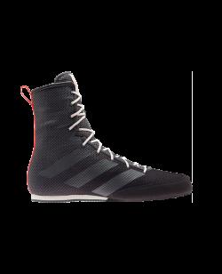 adidas Box Hog 3 Boxerschuhe schwarz/grau FV6586