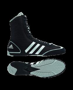 adidas Box Rival 2 Boxerschuhe schwarz