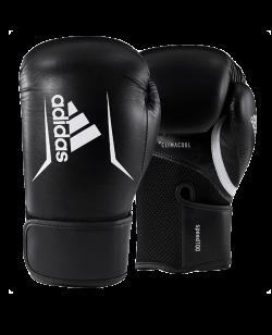 adidas Boxhandschuhe Speed 100 schwarz/weiss adiSBG100