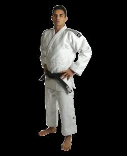 adidas Champion 2 II IJF - Slim Fit, Judo Anzug weiß