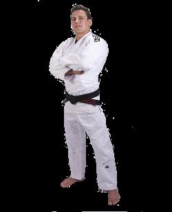 adidas Champion 2 II IJF, Judo Anzug weiß 165cm 165cm