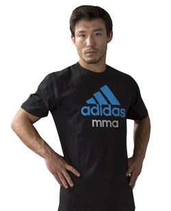 adidas Community T-Shirt MMA schwarz  L L