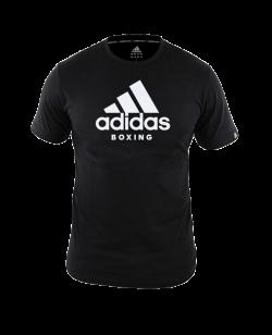 adidas Community T-Shirt Boxing schwarz adiCTB