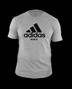 adidas Community T-shirt MMA grau ADICTMMA