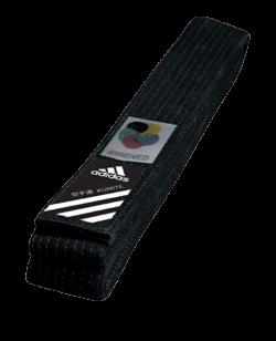 adib240 Dan Gurt Elite schwarz WKF Label adidas