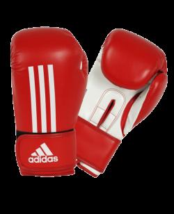 adidas Boxhandschuhe Energy 100 rot/weiß adiEBG100
