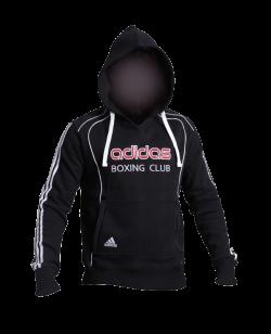 adidas Hoodie Boxing Club schwarz adiTB091