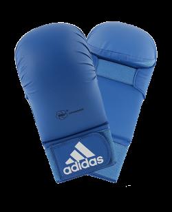 adidas Karate Faustschutz blau Gr.M WKF 661.22 M