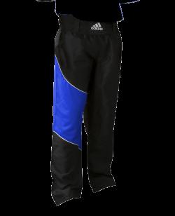 Adidas Kick Boxing Pants adiTU010T schwarz/ blau