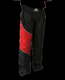 Adidas Kick Boxing Pants adiTU010T schwarz/ rot