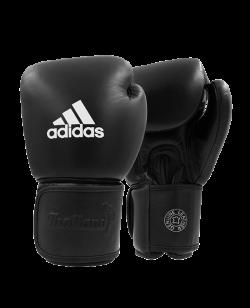 adidas Boxhandschuh Muay Thai 200 schwarz adiTP200