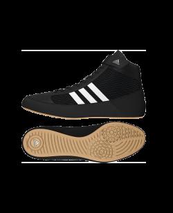 adidas Ringerschuhe Havoc schwarz/gum AQ3325