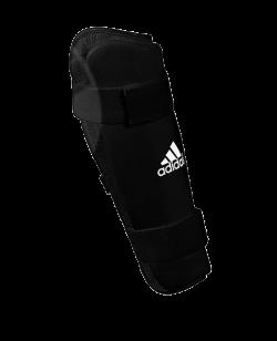 adidas Schienbeinschutz PU schwarz