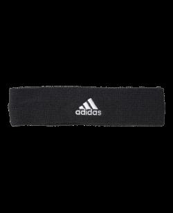 adidas TEN Schweiß-Stirnband schwarz S22008