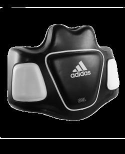 adidas Super Body Protector standard schwarz/weiss ADISBP01