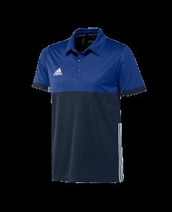 adidas T16 Climacool Polo Shirt Men Blau AJ5482
