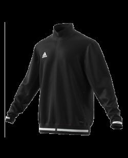 adidas T19 WOV Jacket M schwarz/weiß DW6876