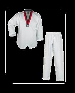 adidas Taekwondoanzug Poom weiß T220.DRBB